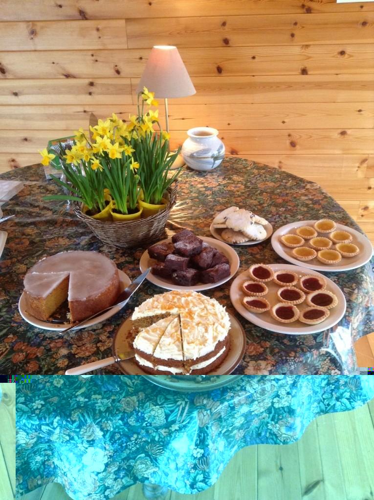 Cakes, Weekend Breaks in Shropshire